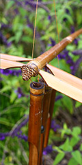 Bamboo Wind Chimes - Dragonfly