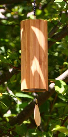 Koshi Wind Chime - Ignis (Fire)