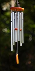 Woodstock wind chimes - Amazing Grace
