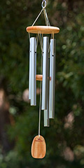 Woodstock wind chimes - Chicago Blues Chime