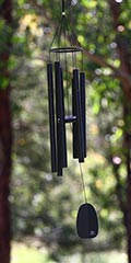 Woodstock wind chimes - Chimes of Athena
