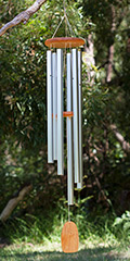 Woodstock wind chimes - Chimes of Java