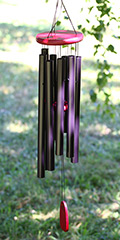 Woodstock wind chimes - Chimes of Tuscany