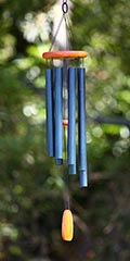 Woodstock wind chimes - Waltzing Matilda