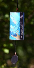 Zaphir Wind Chime - Blue Moon