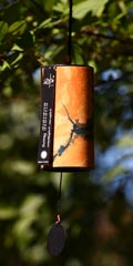 Zaphir wind chime - Sunray